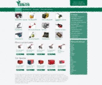 Интернет-магазин электроинструмента (проект в работе)